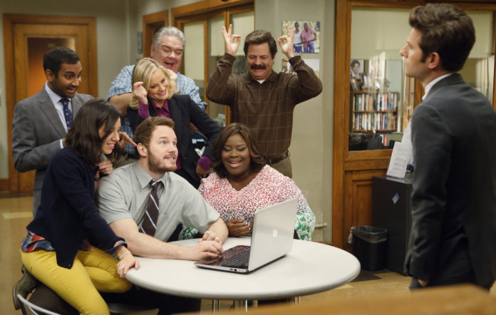 Parks and Recreation - Season 6